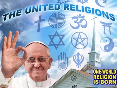 Pope Francis: God Wants the Plurality of Religions