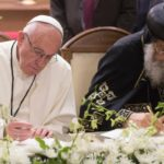 Orthodox Christians Unite with Pope Francis after Terror Attack