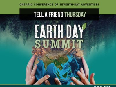 Seventh-day Adventists Join the Eco Revolution by hosting an Earth Day Summit Event