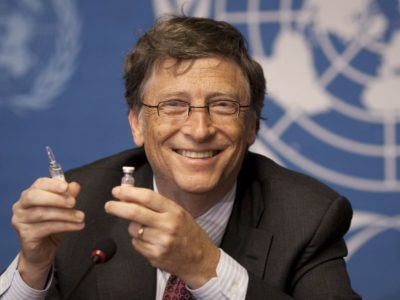 Bill Gates: The COVID-19 Vaccine will not be Optional when the Whole World Gets Vaccinated
