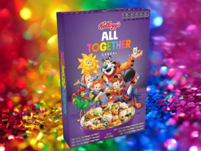 Is Your Cereal LGBT+ Inclusive?
