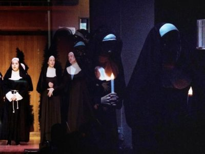A Seventh-day Adventist University and two Academies presented a Fully-staged Theatrical Performance Complete with Roman Catholic Nuns
