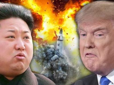 The North Korean Crisis is Escalating Into World War III
