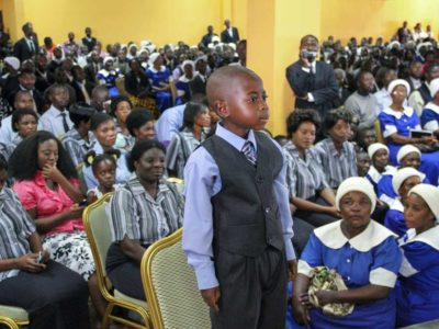 Seventh-day Adventists in Third-world Countries are the New Defenders of the Faith