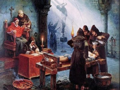 Comparing the Compliance Document to the Roman Inquisition is Shameful and Dishonest