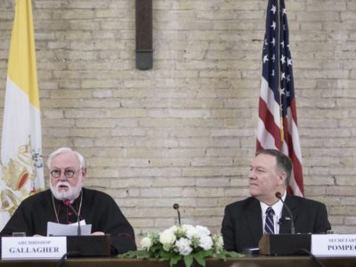'Laudato Si' was Promoted During US-Vatican Summit on Religious Liberty