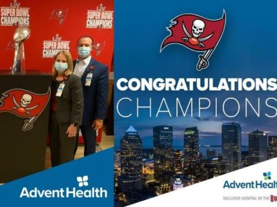 We've Lost the Mission: AdventHealth has Partnered With the Sports and Entertainment Industries Instead of the Third Angels' Message