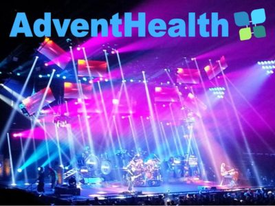AdventHealth is Selling Tickets from $500 to $250,000 for a Country/Pop Music Benefit Concert