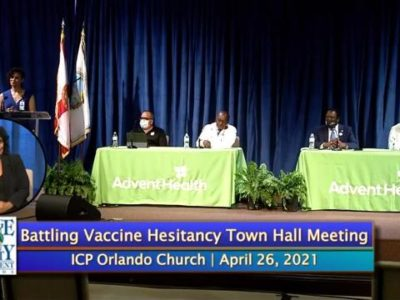 AdventHealth: 'If you want to Worship in Spirit and in Truth, Get Vaccinated'