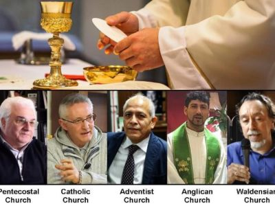 "Adventists Embrace ""Eucharistic Hospitality"" on Their Journey Toward Christian Unity"