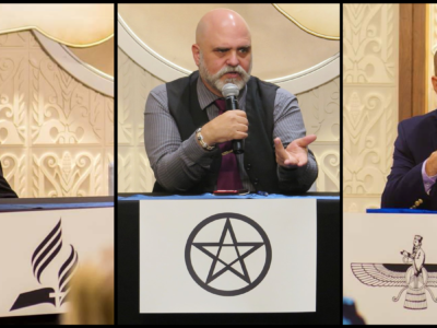 Adventists, Witches, Pagans, Catholics and Protestants Engage in Interreligious Unity and Solidarity