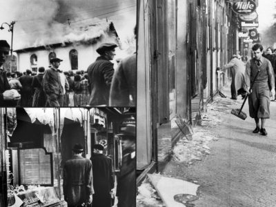 Welcome to America's Kristallnacht