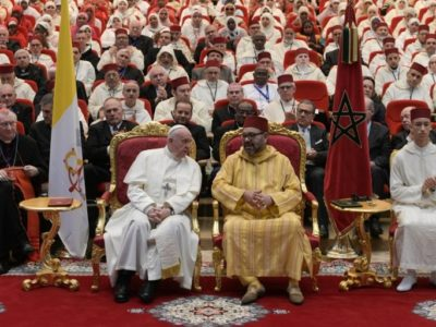 Pope Francis in Morocco: Converting People is not our Mission, but Inter-religious Dialog Is
