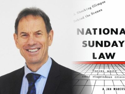 The North New Zealand Conference President Responds to the Fallout over His Comments on the National Sunday Law Book