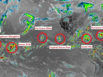 9 Deadly Storms are Creating Havoc Across the World