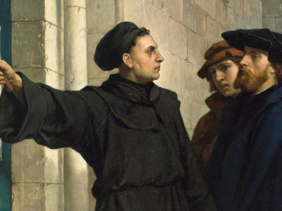 In the Small Town of Wittenberg – October 31, 1517