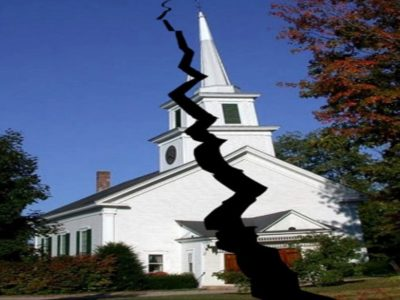 When Heresy Replaces Our Historic Faith (10,000 Churches Closing Annually)