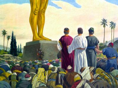 Remaining Faithful While the Majority Bows to Babylon