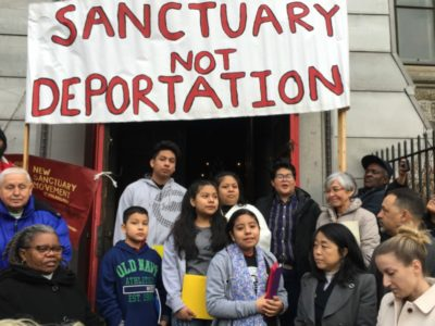 The North American Division is Subsidizing 'Sanctuary' Churches