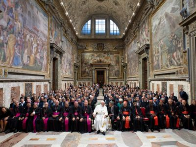 Pope Francis Introduces 'Ecological Sins' during a Global Criminal Law Summit in Rome