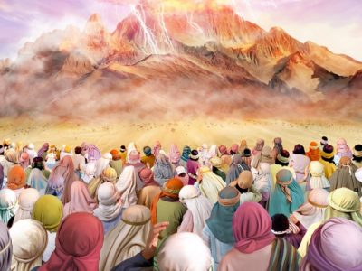 They Could not Enter in Because of Unbelief