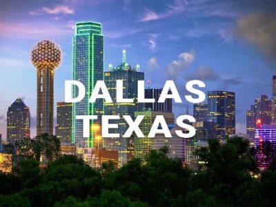 Dallas Meetings May 1, 2021