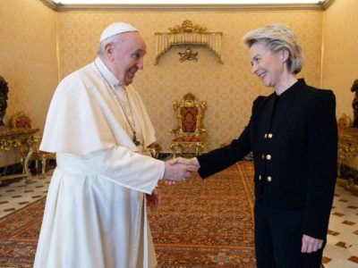 The European Union is Transmitting the Message of Pope Francis to Europe
