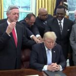 Trump's National Day of Prayer: Is God Listening?