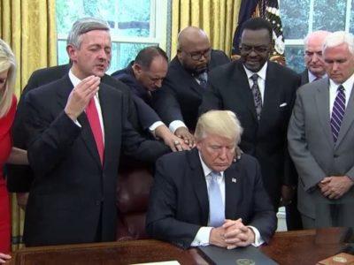 Trump's National Day of Prayer: Is God Listening?