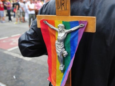 The Jesuits and Gay Pride