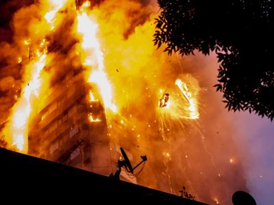 Towering Inferno in London, Who's Responsible?