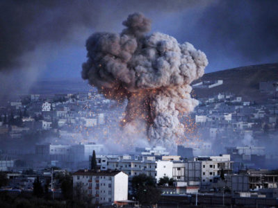 The Battle to Control Syria