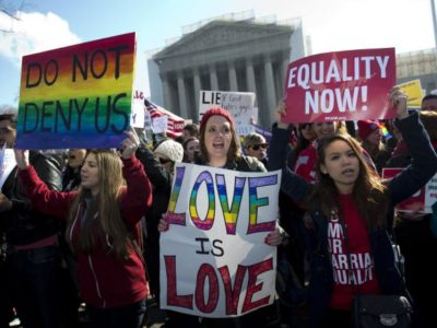 The U.S. Supreme Court continues to Redefine Marriage and Families