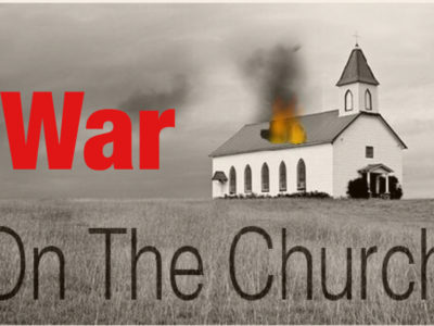 When Pastors Declare War Within the Church