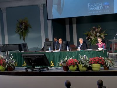 General Conference Statement on Faith Doesn't Go Far Enough