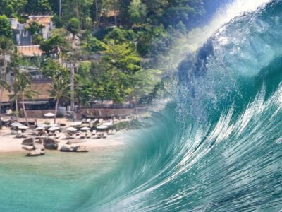 Killer Waves Strike Indonesia Without Warning