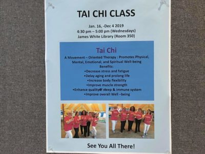 Andrews University Now Teaches the Ancient, Eastern Healing Arts of Tai Chi