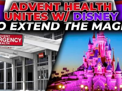 Full Interview with Saved to Serve Ministry on AdventHealth's Partnership with Disney