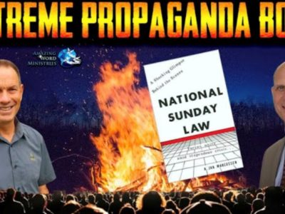 Interview with Amazing Word Ministries on the Recent Controversy over the National Sunday Law Book