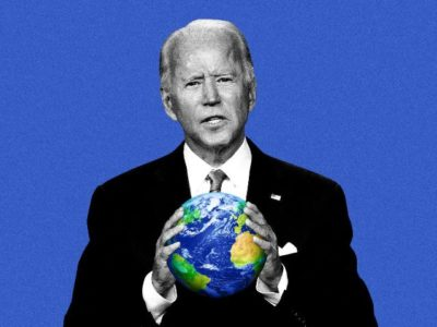 """Joe Biden Vows to Establish a Climate Change """"Enforcement Mechanism"""" for the World During his First Term as President"""