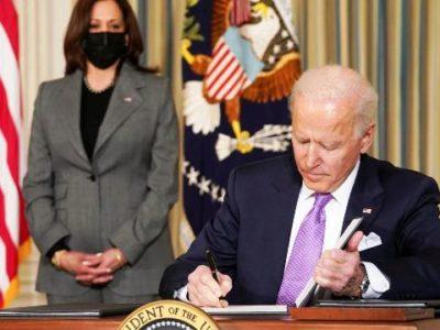 Joe Biden's New Executive Order Will Prepare the Economy for the Climate Crisis