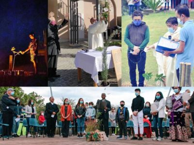 Luadato Si' Temples: The World is Being led to Spiritualism