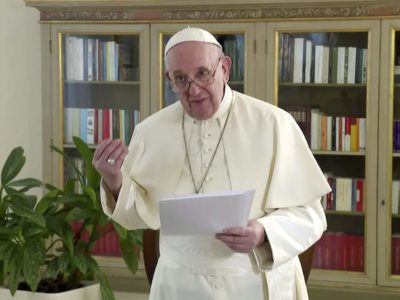 Pope Francis to the UN: We Need the Political Will to Mitigate the Negative Effects of Climate Change