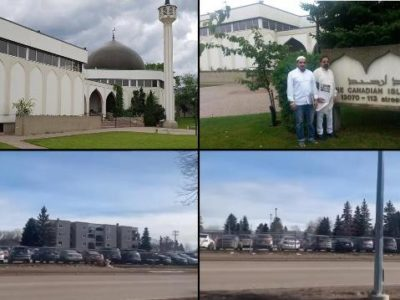 Islamic Mosques in Canada Remain at Full Capacity While GraceLife Church is Shut Down