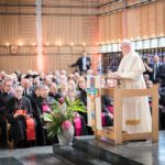 Pope Francis Tells Protestants that Ecumenical Unity is the Path to Peace