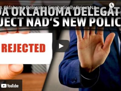 SDA Oklahoma Delegates Emphatically Reject NAD's New Policies