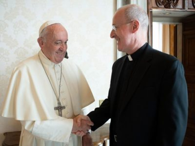 The Jesuits Want Donald Trump's Head