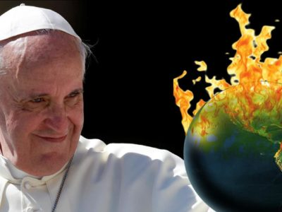 Pope Francis Pushes His Climate Change Agenda to the Next Level by Instituting 'Laudato Si Week'