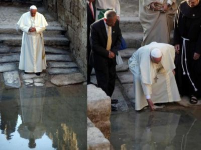Pope Francis, the United Nations and Seventh-day Adventists Exchange the Water of Life for the World Day of Water