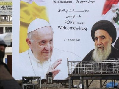 Pope Francis Promotes Fratelli Tutti in Iraq as the Way to Avoid Terrorism and Extremism